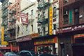New York, Chinatown,  Click for large image