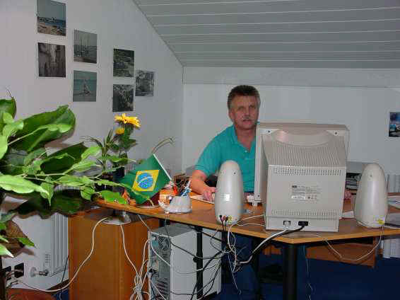 home office, 2001