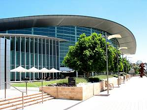 Adelaide, Festival Center Complex