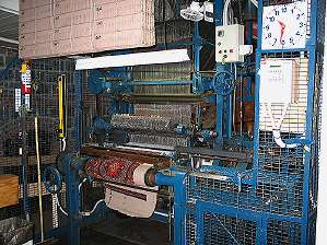 National Wool Centre, loom