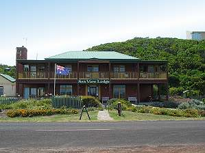 Sea View Lodge