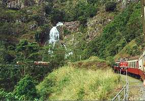 Train to Kuranda