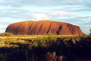 Ayers Rock, Sunrise
