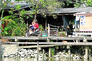 Bangkok Biking - Click for large image!!
