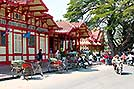 railway station Hua Hin - Click for large image!