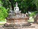 Sukhothai, Historical Park  -  Click for large image !
