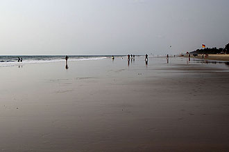 goa morbor beach
