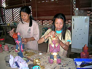 Siem Reap, crafts and souvenirs