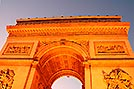 Paris, Arc de Triomphe - Click for large image !