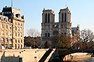 Paris, Notre Dame - Click for large image !