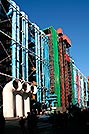 Paris, Centre Georges Pompidou - Click for large image !