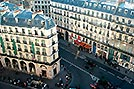 Paris, View from Au Printemps - Click for large image !